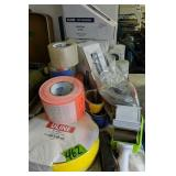 Tape Guns, Cord Protector, Fragile Stickers,