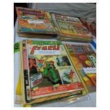 Comic Books. Dc, Richie Rich, Mad, Wonder Woman