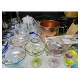 Pressure Cooker, Hammered Copper Vase, Kitchen