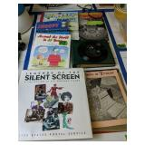 Legends Of The Silent Screen Stamps, Snoopy
