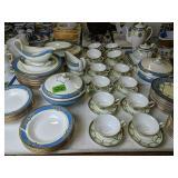 1997 Wedgwood Madeline Bone China Dishes