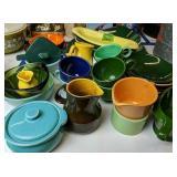 Ceramic Dishes, Mugs Etc