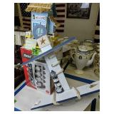 Nautical Anchor Shelf, Parini Spice Rack
