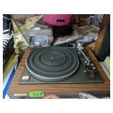 Pioneer Pl55d Turntable