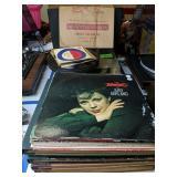 Emerson Record Player, Records