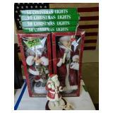 Lenox Santa Claus Figurine, Christmas Figurines