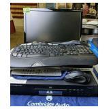Cambridge Audio Azur 5400 Dvd Player, Keyboard,