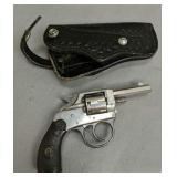 Ij Double Action Model 1900 Five Shot 32 Cal