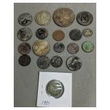 Coins. US and foreign