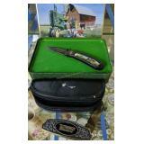 John Deere Bullseye Smith & Wesson Pocket Knife,