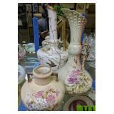 3 Vases. Royal Worchester Etc