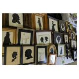 Collection Of Silhouette Pictures. Felt Silhouette