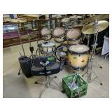 6-piece Ludwick Epic Drum Kit 11 Symbols Dw9000