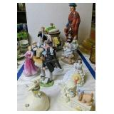 Ceramic Figurines, Decanter, Fred Astaire, Gone