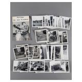 58pc 1957 Armed Forces Day Photos Lot