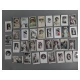 35pc 1905 Stage Actress Photo Postcards
