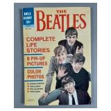 Silver Age Dell The Beatles Giant Comic Book