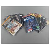9pc Dungeons & Dragons & Role Aid RPG Modules