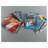 11pc Mixed RPG Modules & Books SEALED