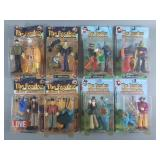 The Beatles Yellow Sub & Sgt Pepper Figures SETS