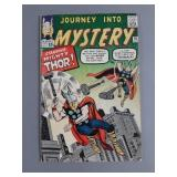 Silver Age Journey into Mystery #95 Comic Book