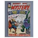 Silver Age Journey Into Mystery #98 Comic Book