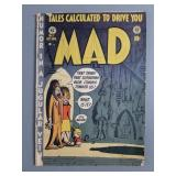 EC Tales Calculated to Drive You MAD #1 Comic