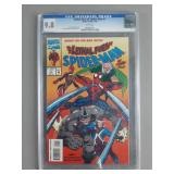 CGC 9.8 Lethal Foes of Spiderman #1 Comic