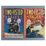 Golden Age EC Two-Fisted Tales #26 & 28 Comics