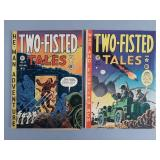 Golden Age EC Two-Fisted Tales #22 & 23 Comics