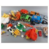 Vtg Fisher-Price Adventure People Lot