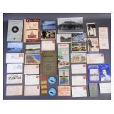 1900-1977 New Jersey Ephemera Lot