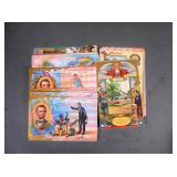 Antique Abraham Lincoln Postcards Lot