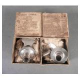 Vintage Edison Phonograph Reproducers