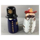 Police & Fire Schultz & Dooley Beer Steins