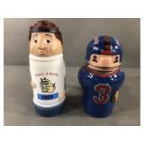 1st Ed Schultz & Dooley Beer Steins w/ Am Football