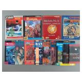 13pc Vtg RPG & Strategy Game Guide Lot