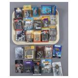 25pc RPG Miniature Figures & Acc NIP