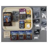 14pc PRG Miniature Figures & Acc NIP w/ Star Trek