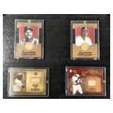4pc Legendary Lumber SE Baseball Cards