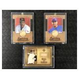 3pc 500 Home Run Club SE Baseball Cards