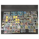 162ct 1970s NFL Football Cards