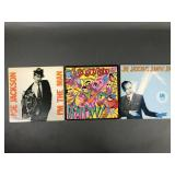 3pc Joe Jackson Vinyl LPs w/ I