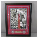"""Framed """"Phinally"""" Photo of"""