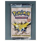 1999 Pokemon Fossil Card Game SEALED Booster Pack