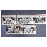 PA High School Basketball Postcards