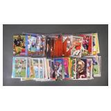 73pc Football Hall of Famer Card Lot