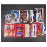 77pc Baseball Hall of Famer Card Lot