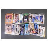 94pc Baseball Hall of Famer Card Lot