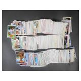521pc 1980 Topps Football Card Lot